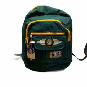NFL Licensed Green Bay Packers Back Pack